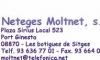 servicios limpieza Neteges Moltnet,s.l.