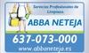 servicios limpieza ABBA NETEJA, S.L.